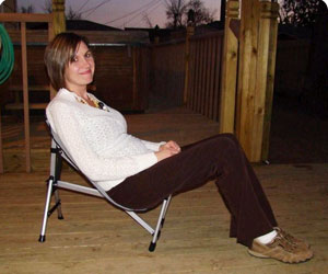The Camping Club Gci Trail Sling Chair